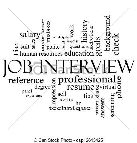 Job Interview In Underwear On Skype Clipart.
