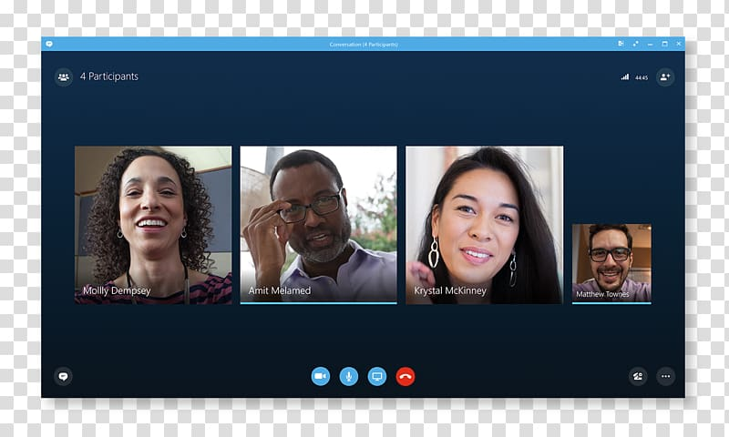 Skype for Business Server Conference call Web conferencing.