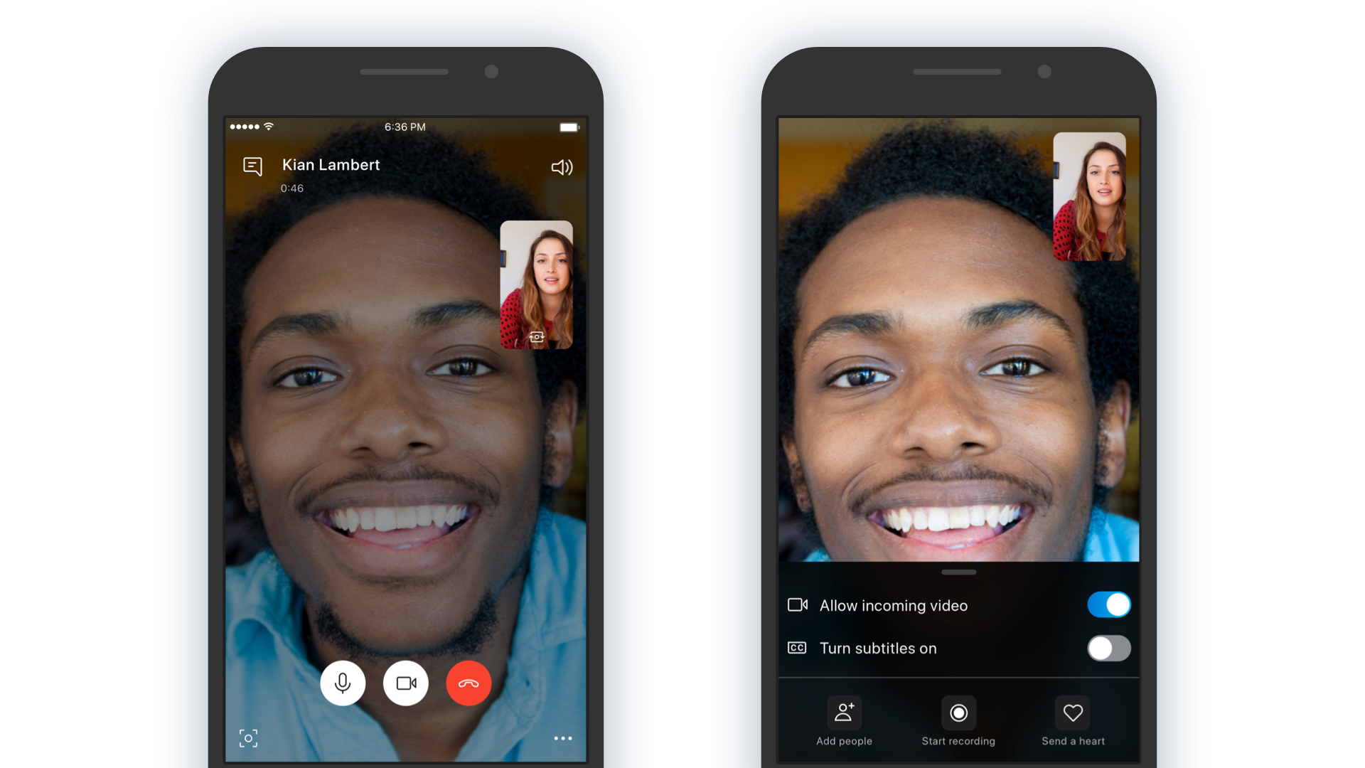 Skype Insider Preview // Introducing an Improved Mobile Call.