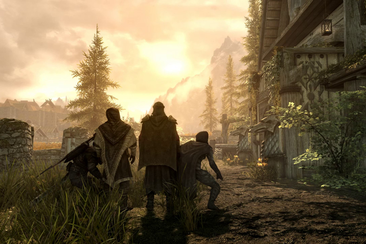 Skyrim Together multiplayer mod nears full release at last.