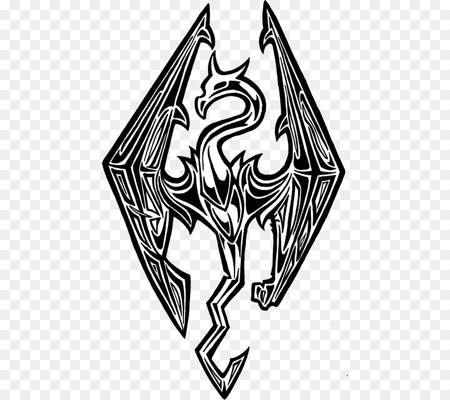 Skyrim Logo Png, png collections at sccpre.cat.
