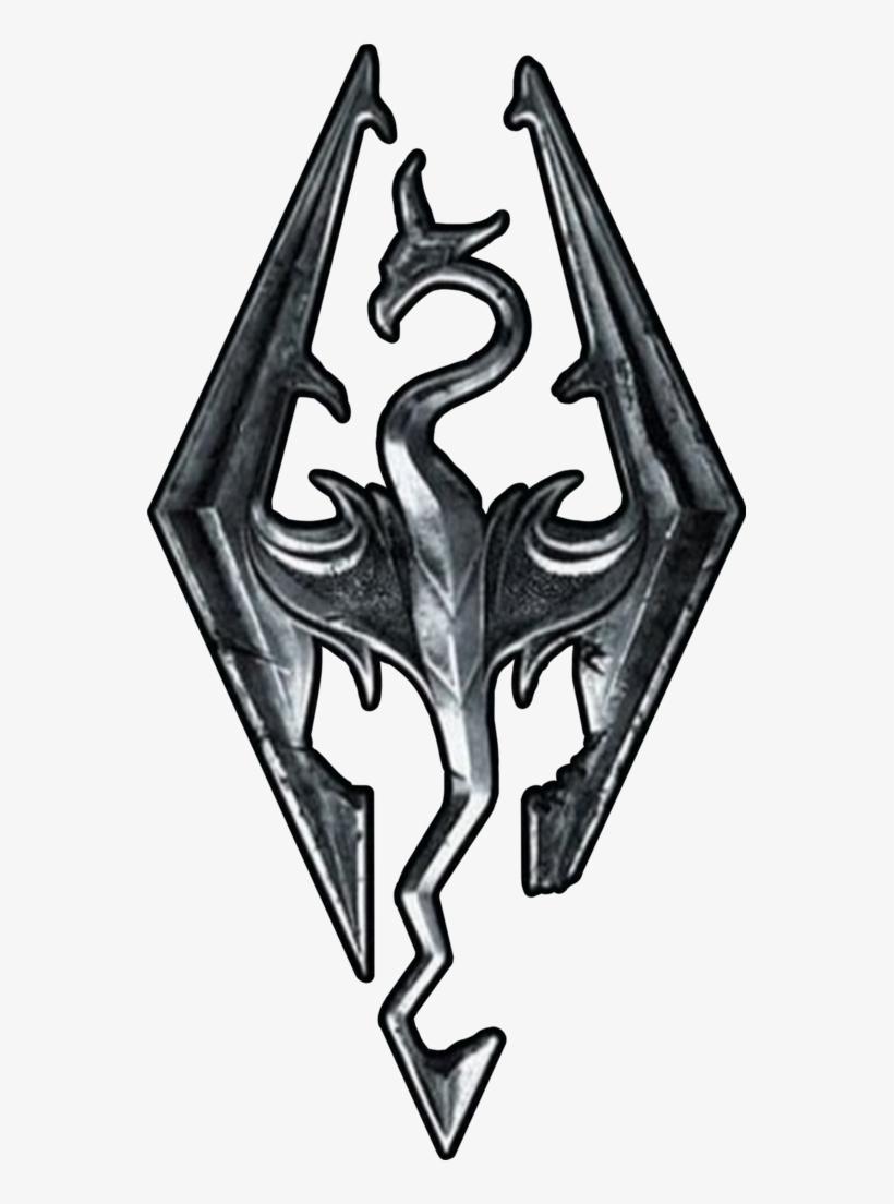 Skyrim Logo.