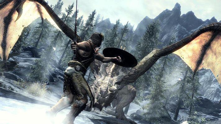 The Elder Scrolls V: Skyrim Special Edition\' Review (PS4.