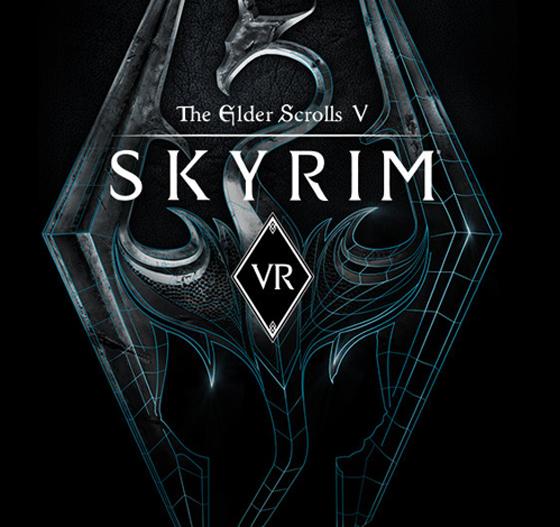 The Elder Scrolls V: Skyrim VR.
