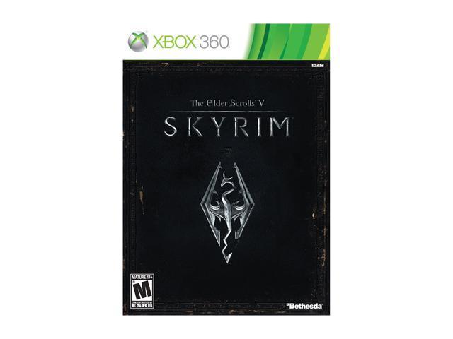 Elder Scrolls V: Skyrim XBOX 360 Game Bethesda.
