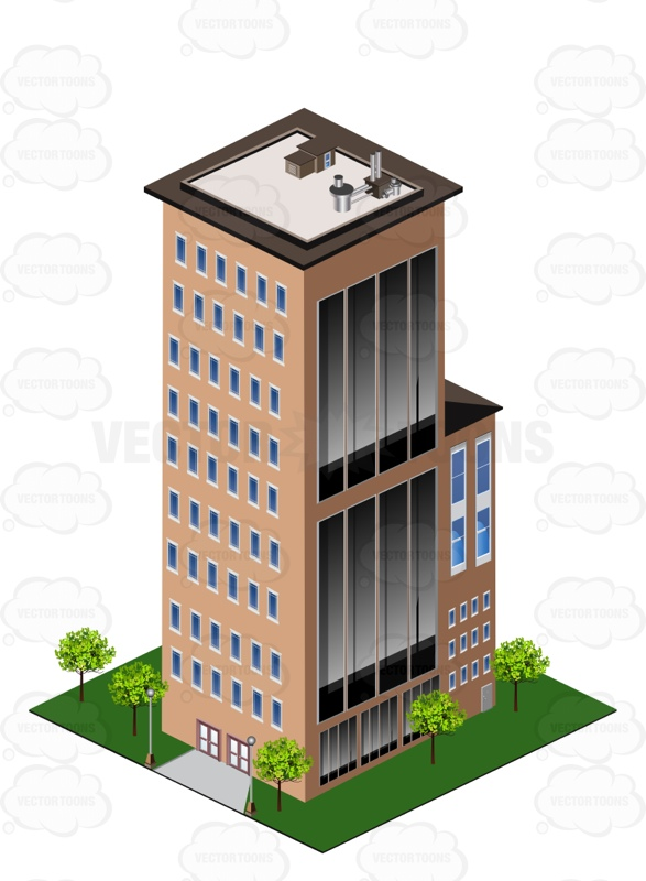 Showing post & media for Tall building cartoon.
