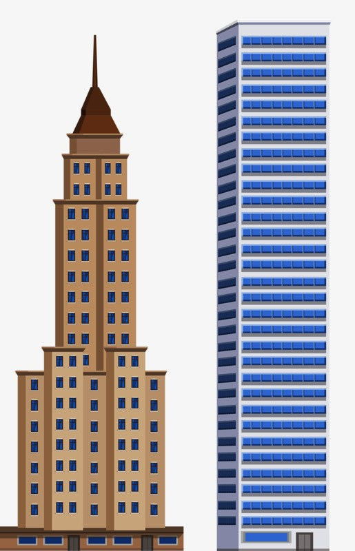 Skyscraper clipart 3 » Clipart Portal.