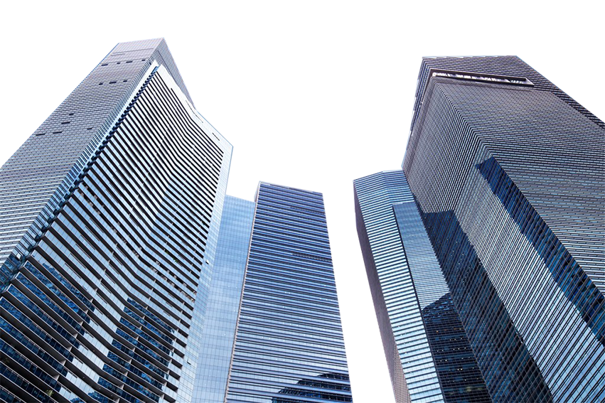 Skyscraper PNG Background Image.