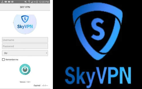 SKY VPN Apk Download latest version 1.0.1.