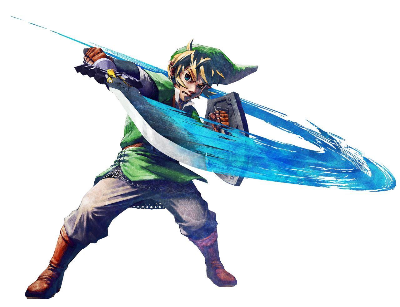 Legend Of Zelda Link Clipart.