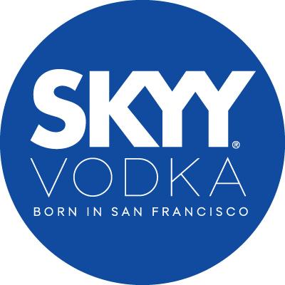 SKYY Vodka (@SKYYVodka).