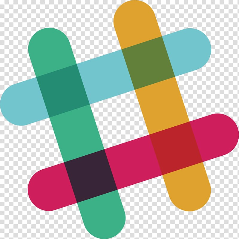 Slack Logo Business, others transparent background PNG.