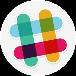 Slack icon 512x512px (ico, png, icns).