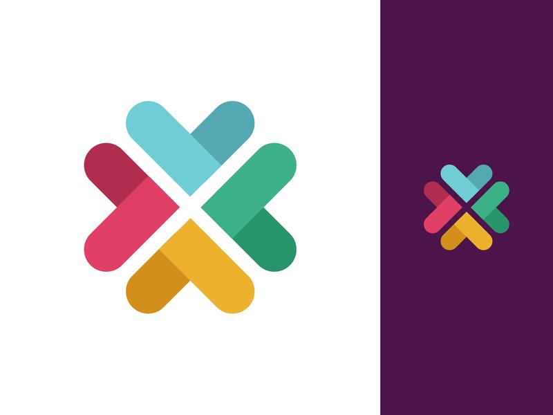 Slack New Logo Rebranding, take #2 by Daniel Nave on Dribbble.