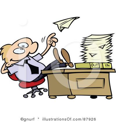 Employee Clipart.