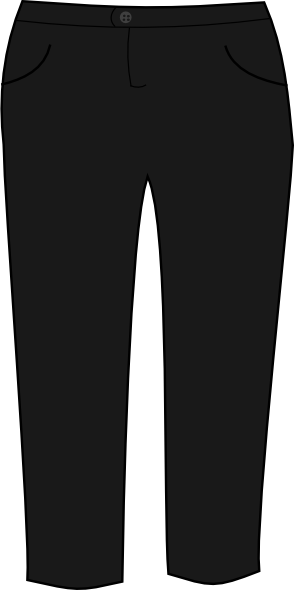 Trousers clipart #16