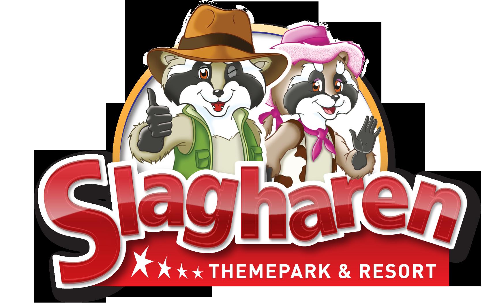 4. Slagharen een leuk attractiepark met verschillende thema's.