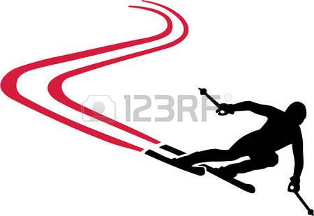1,559 Slalom Cliparts, Stock Vector And Royalty Free Slalom.