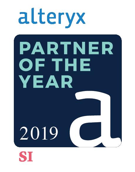 Alteryx Premier Partner Slalom.