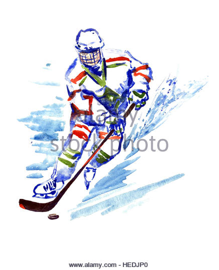 Hockey Game Cut Out Stock Images & Pictures.