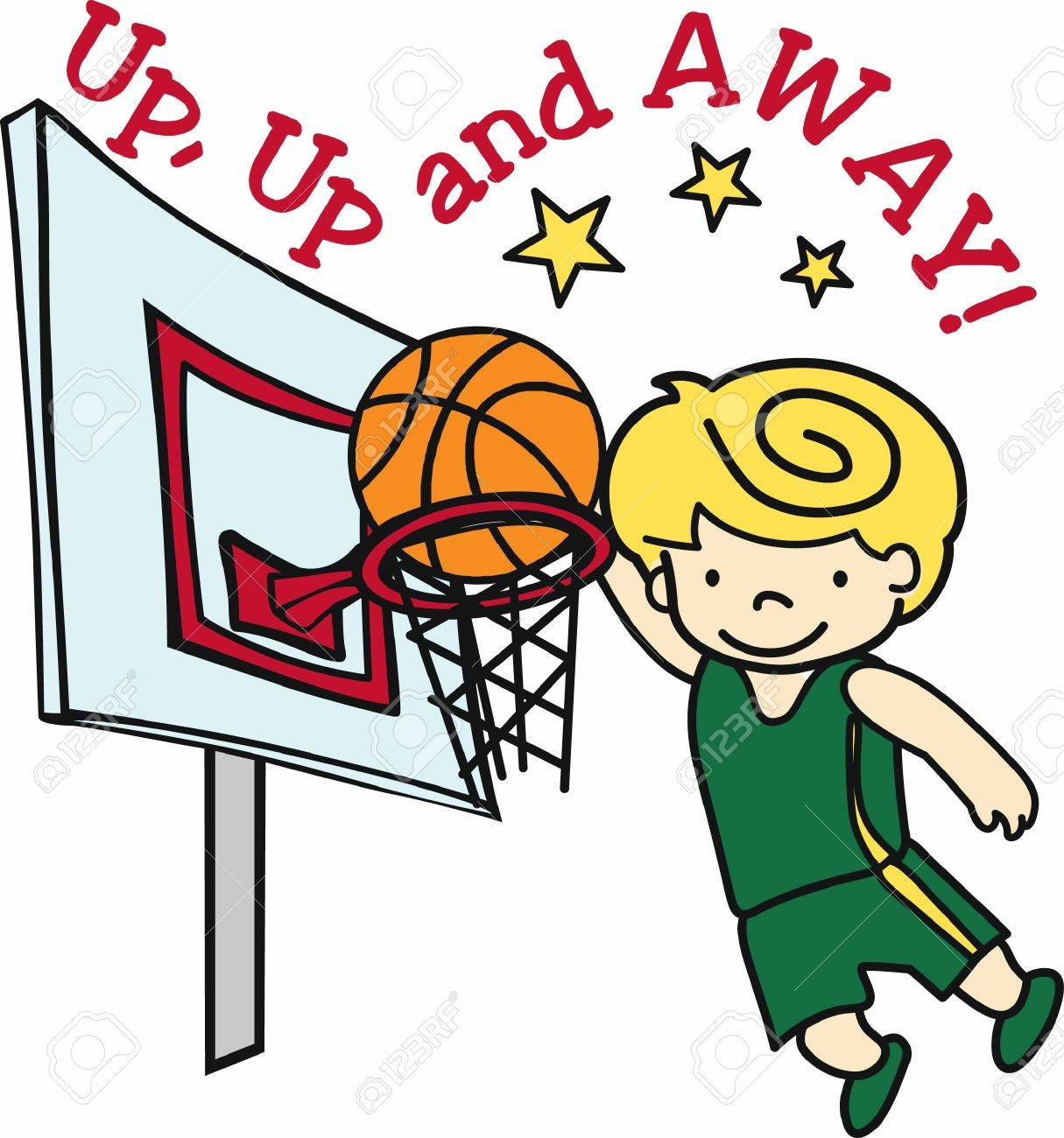 Slam dunk clipart 5 » Clipart Station.
