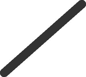 Diagonal line clipart.