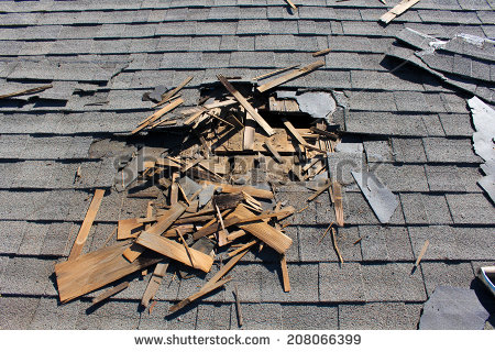 Roof Shingles Stock Images, Royalty.