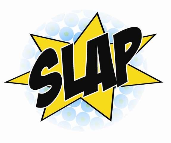 Slap Clipart.
