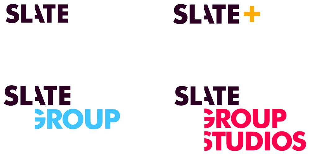 Brand New: New Logo and Identity for Slate by Gretel in.