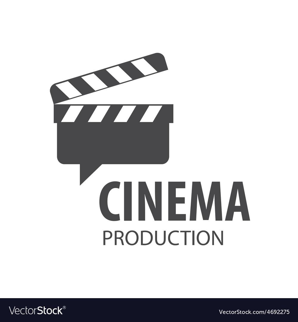 Logo Slate Board for shooting movies.