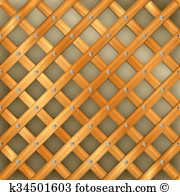 Wooden slats Clipart Royalty Free. 412 wooden slats clip art.