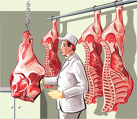 Slaughterhouse Images Clip Art, Vector Images & Illustrations.