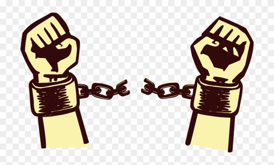 Freedom Clipart Break Every Chain.