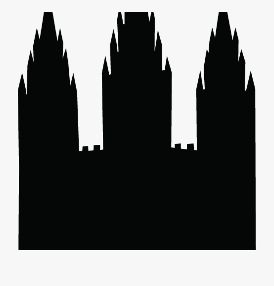 Lds Temple Clipart Salt Lake City Temple Silhouette.