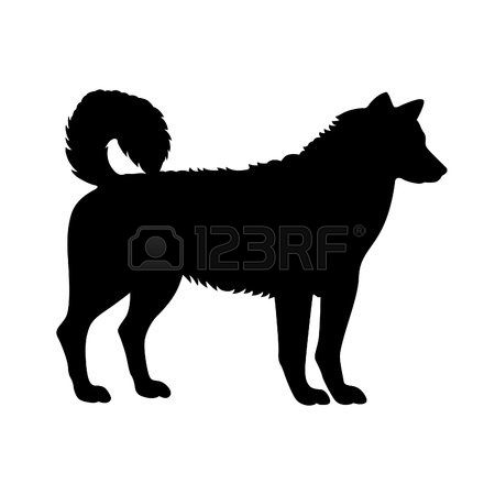 655 Sled Dog Stock Vector Illustration And Royalty Free Sled Dog.
