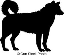 Sled dog Clipart and Stock Illustrations. 231 Sled dog vector EPS.