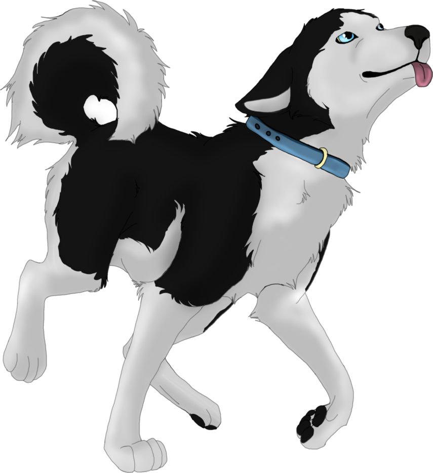 Library of svg black and white library dog sled png files.