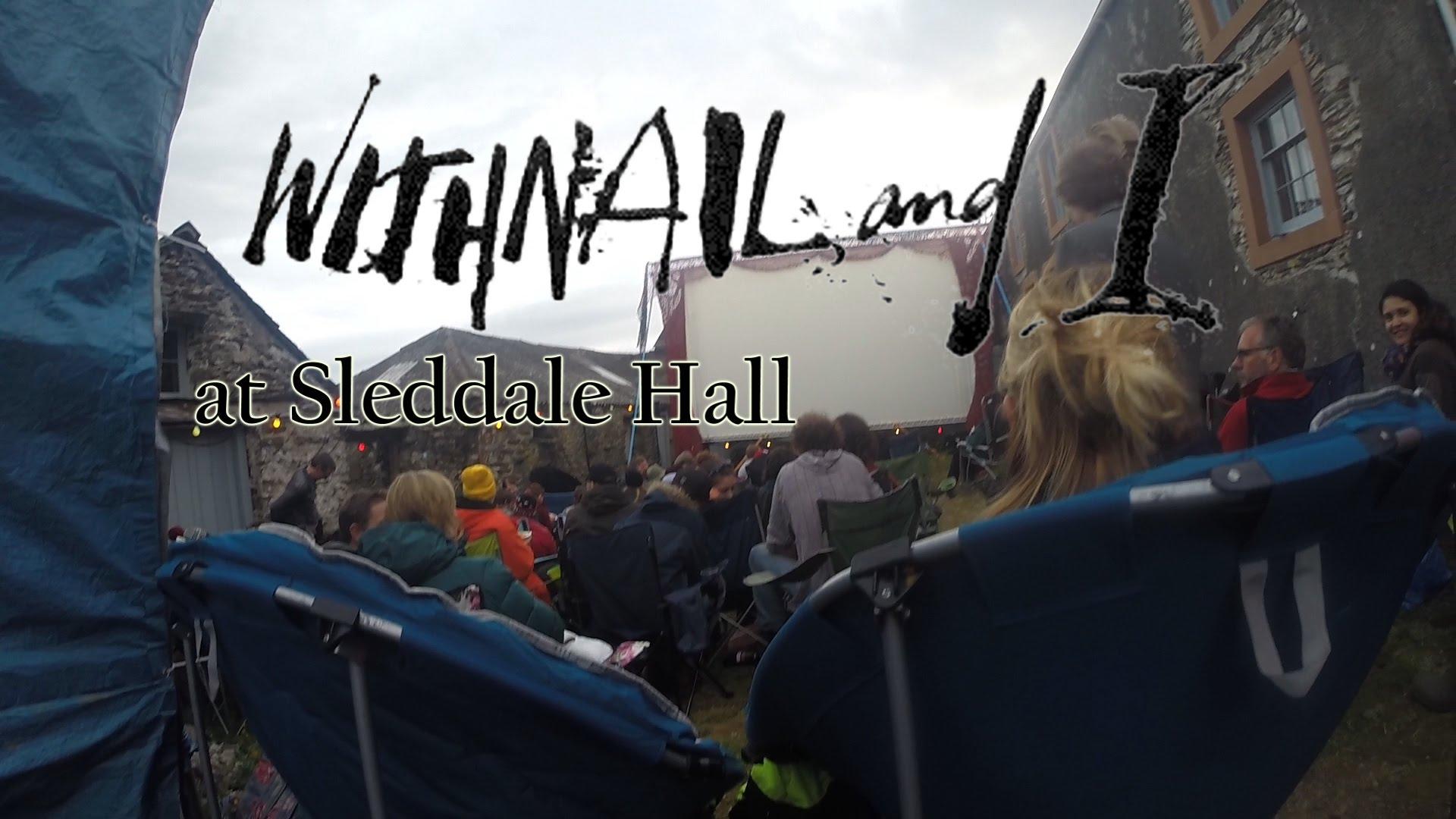 Withnail & I at Sleddale Hall, Picnic Cinema.