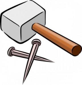 Sledgehammer Clipart.
