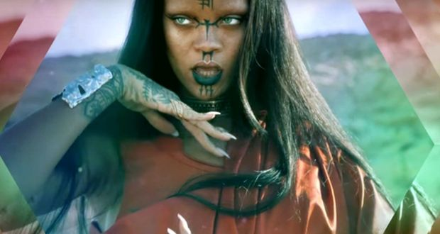 Pop Corner: Rihanna's Sledgehammer is pure Star Trek witchcraft.