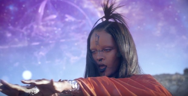 Music Video Premiere: Rihanna.