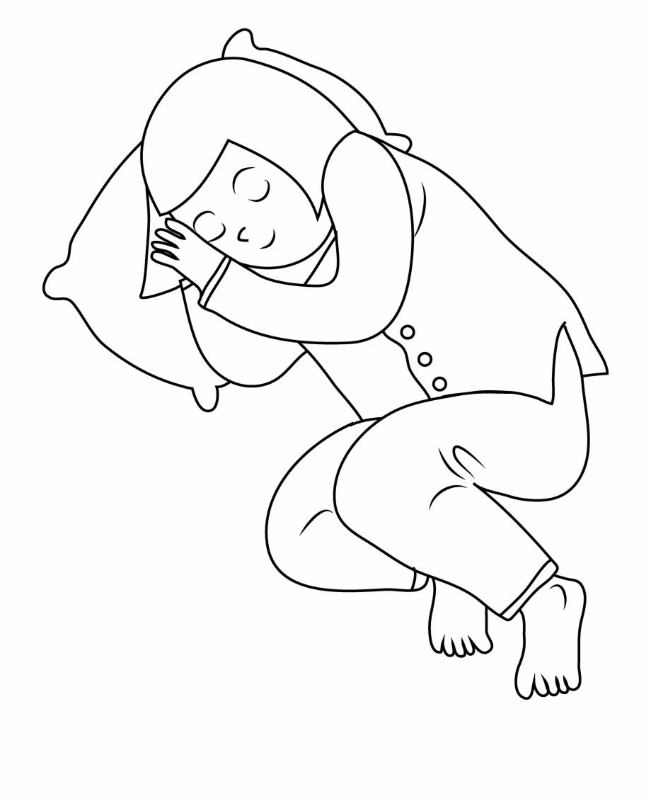 Little Black Girl Sleep Clipart & Clip Art Images.