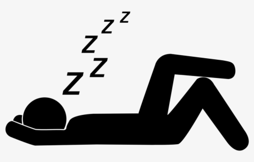 Free No Sleep Clip Art with No Background.