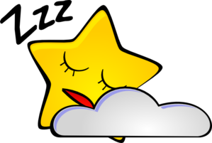 Sleeping Moon Clipart Png.