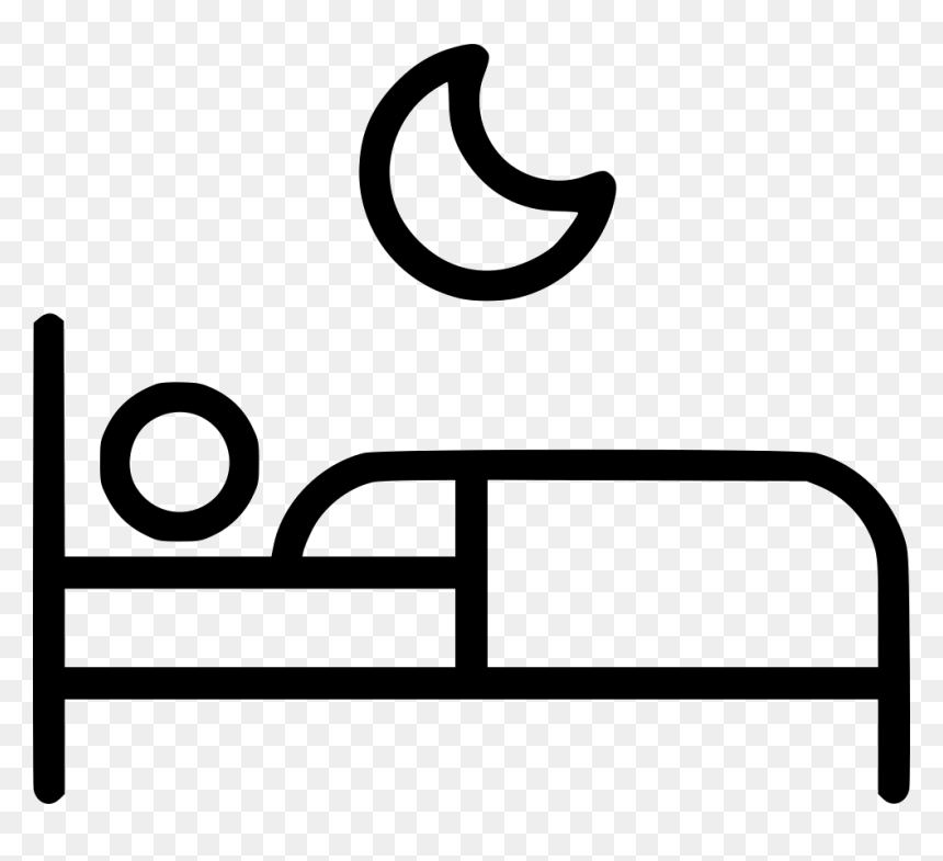 Sleep Clipart Transparent, HD Png Download.