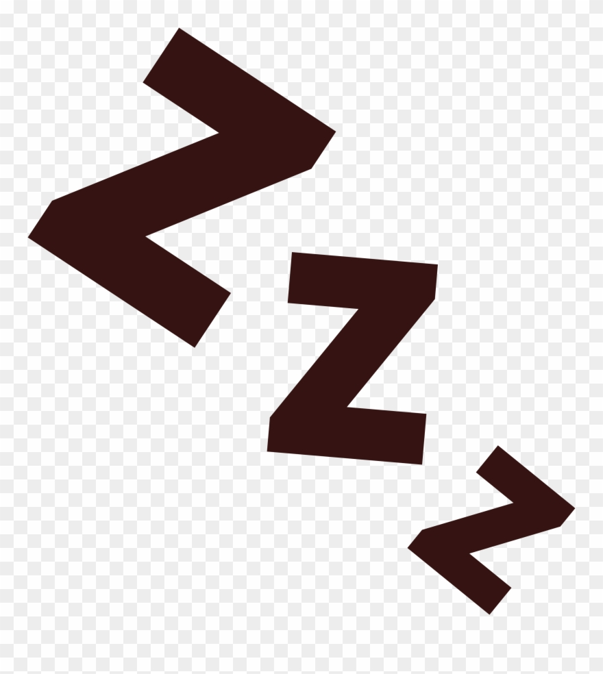 Sleepy Zzz Clipart.