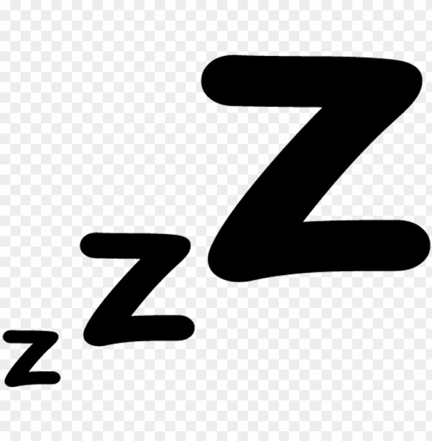 sleeping clipart zzz png.