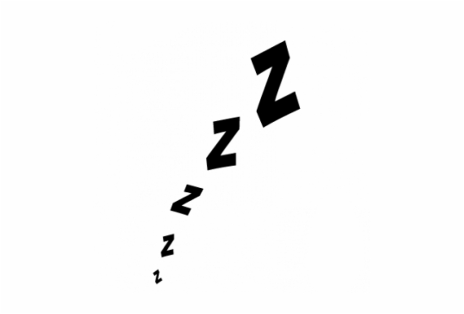 Zzzs Zs Z Sleeping Zzz Png.