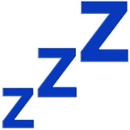 Zzz Emoji (U+1F4A4).