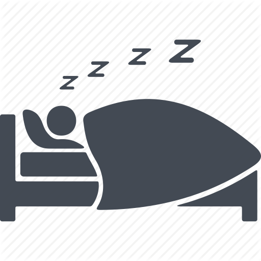 Sleeping Icon Png #30922.